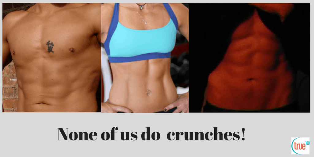 Professional Secrets for A Summer Stomach
