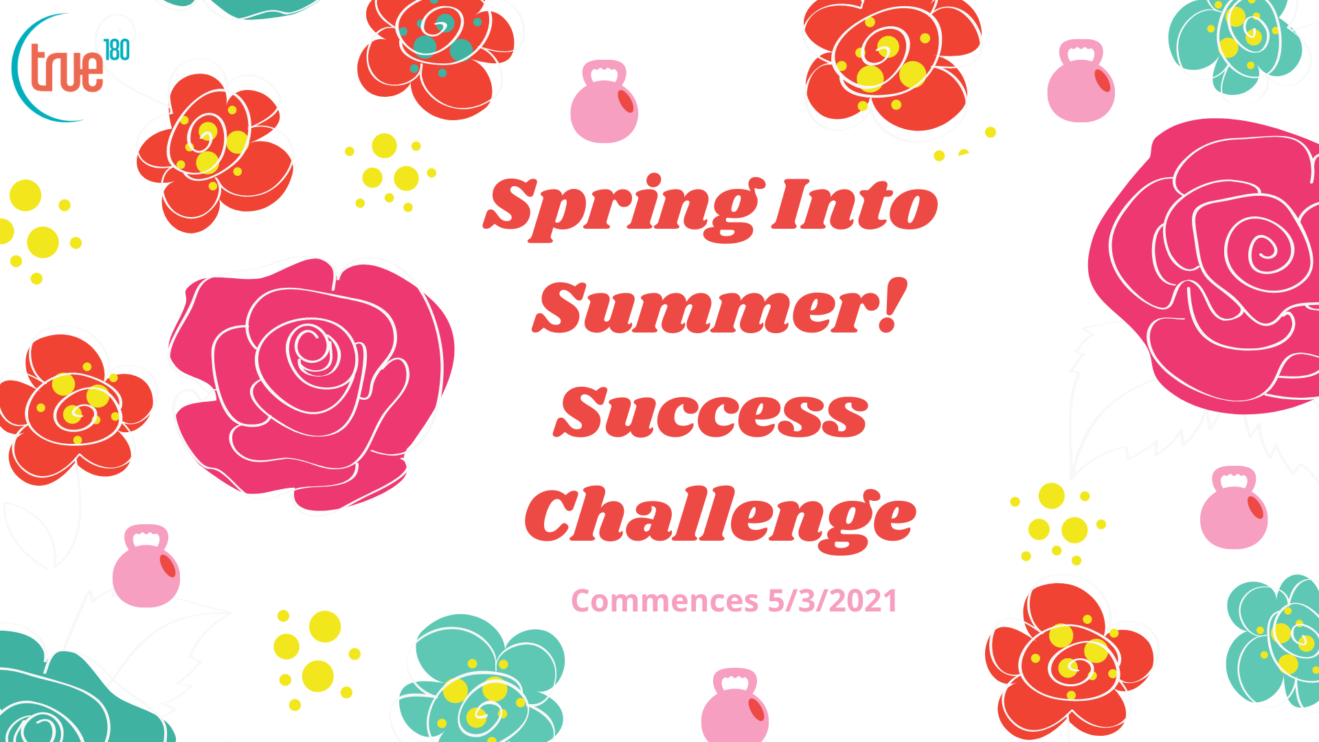 Spring Into Summer Challenge Announced